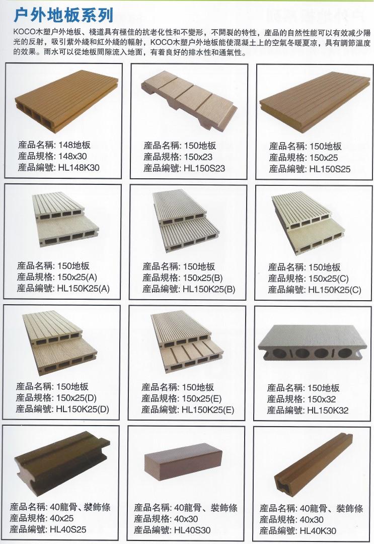 戶外木地板 (3)